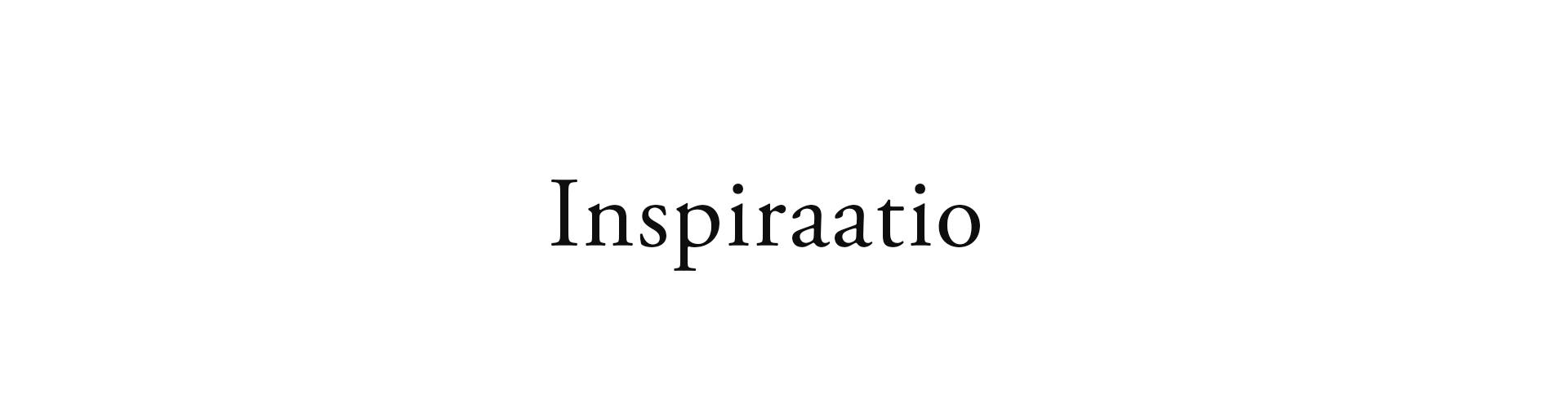 Inspiraatio