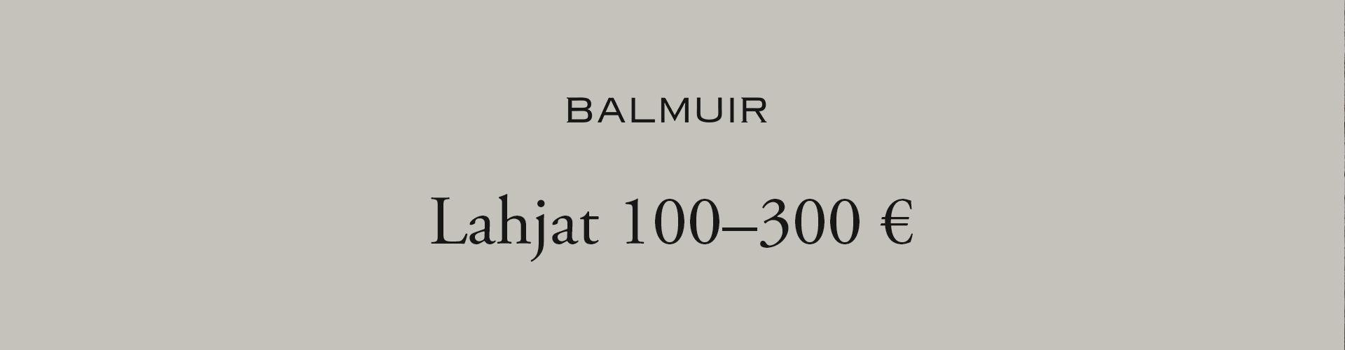 Lahjat 100-300 €