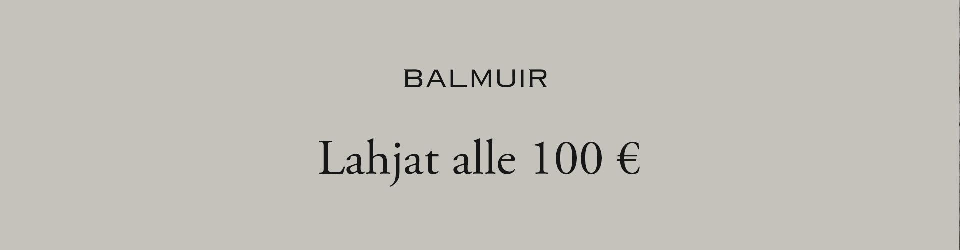 Lahjat alle 100 €
