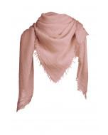 Aviano scarf, 140x140cm, heather