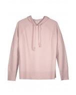 Lilia-kashmirhuppari, S-L, blush pink