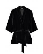 Vera-kimonotakki, XS-XL, musta