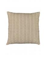 Ambel-koristetyynynpäällinen, 50x50cm, light sand