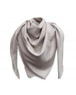 Capri scarf, 140x140cm, cream