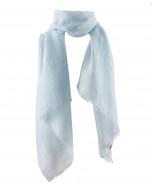 Dawn-huivi, 70x200cm, baby blue