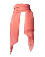 Dawn-huivi,  70x200cm, shell pink