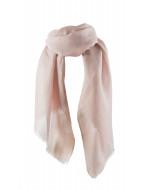 Dawn-huivi, 70x200cm, silver pink