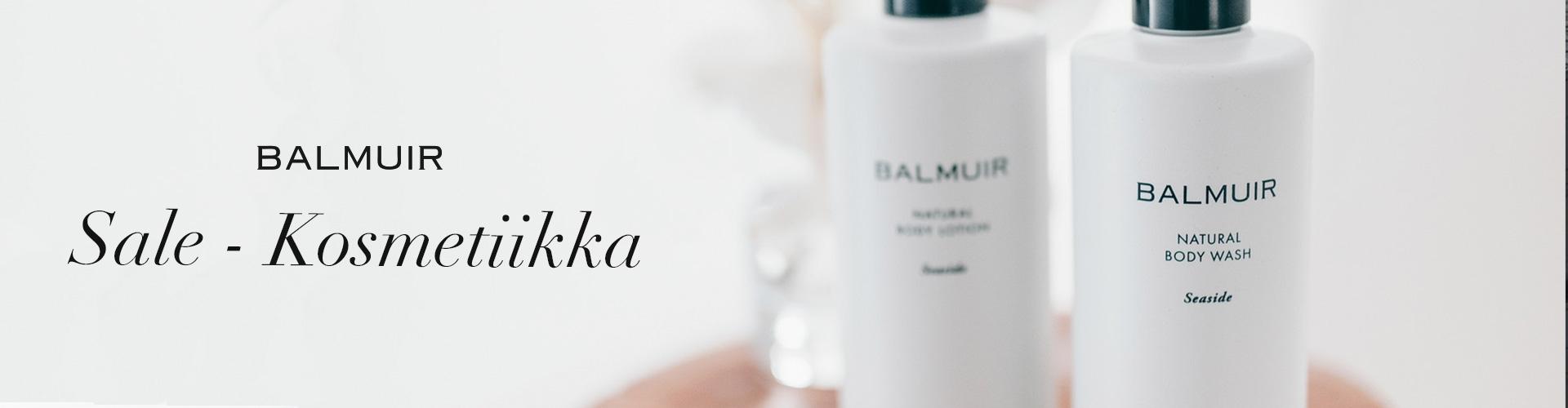 Kosmetiikka   Balmuir Season Sale