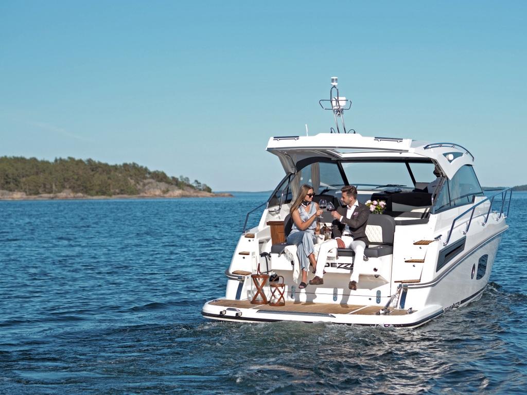 Grandezza boat
