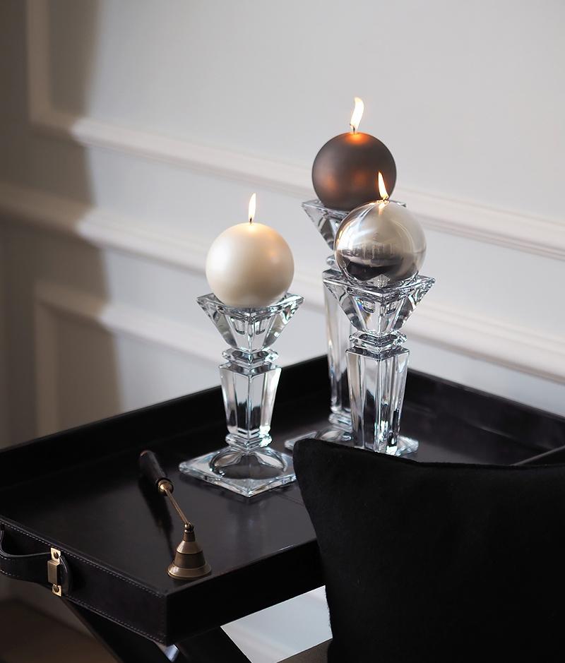 Verona candle stands