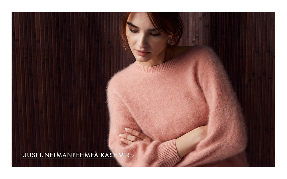 Fluffy Cashmere Collection
